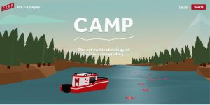 CAMP canvas